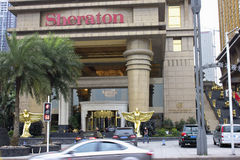 Sheraton Chongqing Hotel Royalty Free Stock Image