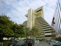 sheraton dauhańskiej Zdjęcia Royalty Free