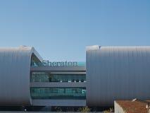 Sheraton Hotel Fotografia Stock Libera da Diritti