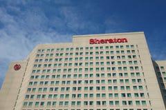 Sheraton Hotel Stockbilder