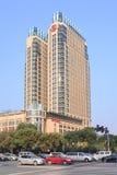 Sheraton hotel in city center, Wenzhou, China Stock Images