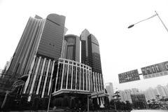 Sheraton Hotel-Gebäude Stockfotos