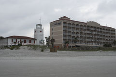 Sheraton hotel at Jacksonville beach Stock Photo
