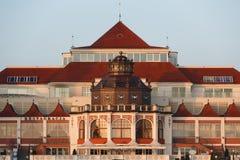 Sheraton hotel in Sopot Royalty Free Stock Photography