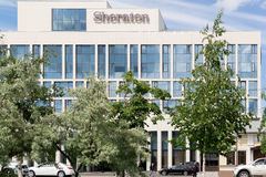 Sheraton Hotel a Ufa Fotografia Stock