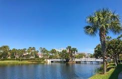 Sheraton Vistana Villages Orlando, Florida royaltyfria foton