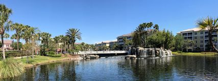 Sheraton Vistana Villages, Orlando, Florida stockbilder