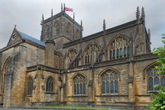 Sherborne Abbey, Dorset, England, UK Stock Images