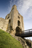 Sherborne Old Castle Royalty Free Stock Photography