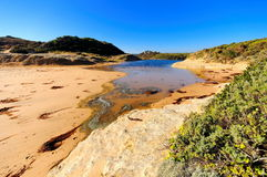 Sherbrook River in Australia Stock Photo