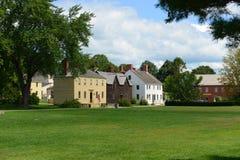 Sherburne House, Portsmouth, New Hampshire Stock Photo
