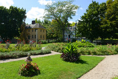 Sherburne House, Portsmouth, New Hampshire Royalty Free Stock Photography