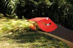 Sheredder, praca szczegółu ogród, sad i las, Obraz Royalty Free
