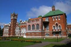 Sheremetev Castle. Russia Stock Photos