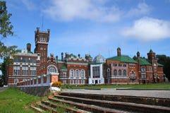 Sheremetev Castle. Russia Stock Photo