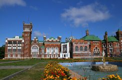 Sheremetev Castle. Russia Royalty Free Stock Images