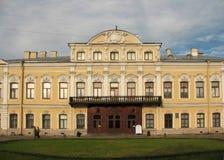Sheremetev Palace, St. Petersburg Stock Photos