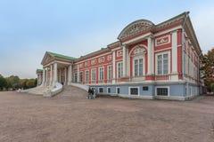 Sheremetev's palace in Kuskovo Stock Photo