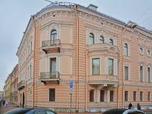Sheremetev-` s Villa in St Petersburg, Russland Lizenzfreie Stockfotografie