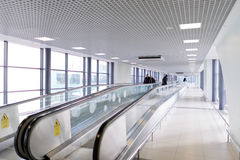 Sheremetyevo airport interior Royalty Free Stock Photo