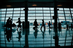 Sheremetyevo airport Royalty Free Stock Photography