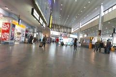 Sheremetyevo International Airport Stock Photo