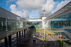 Sheremetyevo International Airport Moscow Stock Image