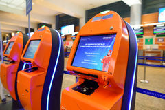 Sheremetyevo International Airport Royalty Free Stock Photos