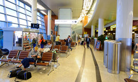 Sheremetyevo International Airport Royalty Free Stock Photos