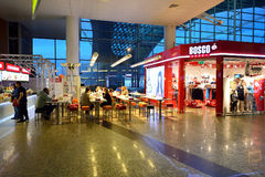 Sheremetyevo International Airport Stock Images