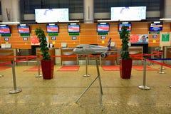 Sheremetyevo International Airport Stock Image
