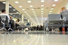 Sheremetyevo International Airport, Moscow, Russia Stock Photo