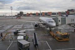 Sheremetyevo lotnisko międzynarodowe Zdjęcie Stock