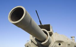Sheridan Tank Gun Stock Photography