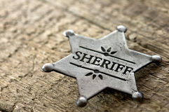 Sheriff Stock Image