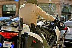 sheriff Fotografía de archivo libre de regalías
