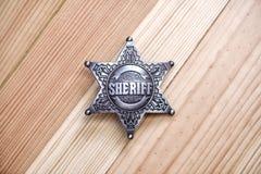 sheriff fotografering för bildbyråer