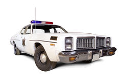 Sheriff Car. Stock Photography