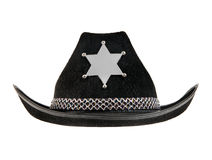 Sheriff hat Royalty Free Stock Image