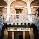 Sheriff Office Royaltyfri Bild
