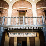 Sheriff Office Royalty Free Stock Image
