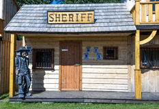 Sheriff Royalty Free Stock Photography
