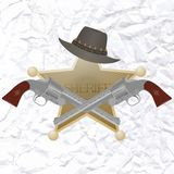 Sheriff Royalty Free Stock Images