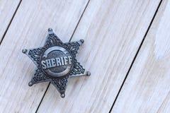 Sheriff Stock Image