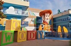 Free Sheriff Woody At Movie Disneys All-Star Movies Resort Stock Photos - 156639433