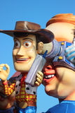 Sheriff Woody - Carnival of Nice 2016 Stock Photos