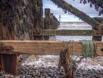 Sheringham  Beach Royalty Free Stock Photography