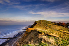 Sheringham Cliffs Royalty Free Stock Image