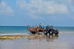 Sheringham Lifeboat Royalty Free Stock Photography
