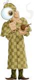 Sherlock Holmes Royalty-vrije Stock Foto